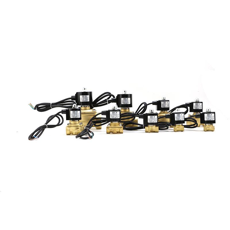2A系列黄铜水下电磁阀